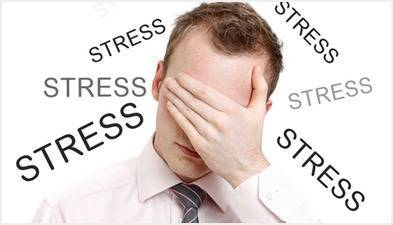 استرس، سایت رسمی شخصی دکتر حمیدرضا صنعتی
